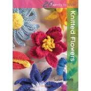 Search Press Books Knitted Flowers