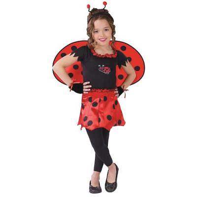 IN-MC1157SM Sweetheart Lady Bug Girls Halloween Costume SMALL By Fun - Halloween Express Phone Number