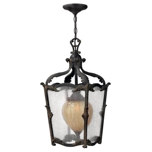 Hinkley Lighting 1422 1-Light Outdoor Lantern Pendant from the Sorrento Collection