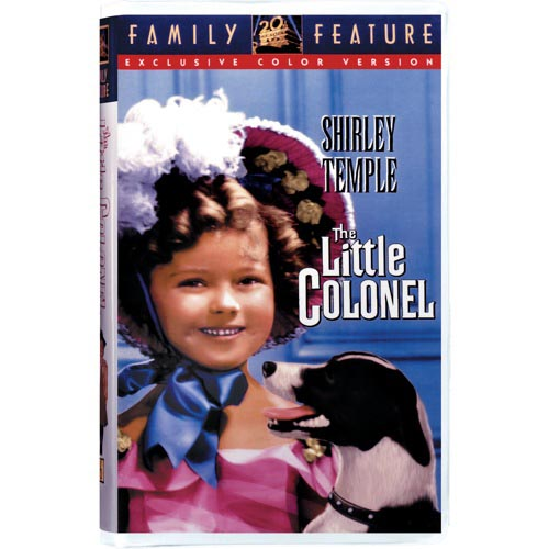 The Little Colonel (VHS, 2001, Colorized/Slipsleeve)