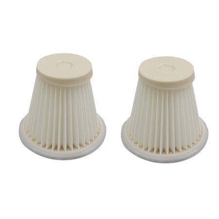 2 Filters for Black and Decker VF100 Replacement Cyclonic Dustbuster