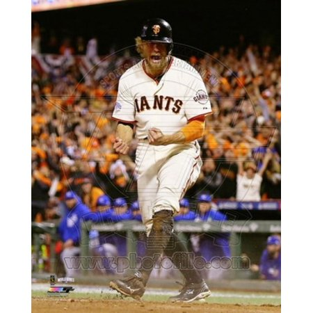 Hunter Pence Game 5 of the 2014 World Series Action Sports (First Game Of The World Series 2014)