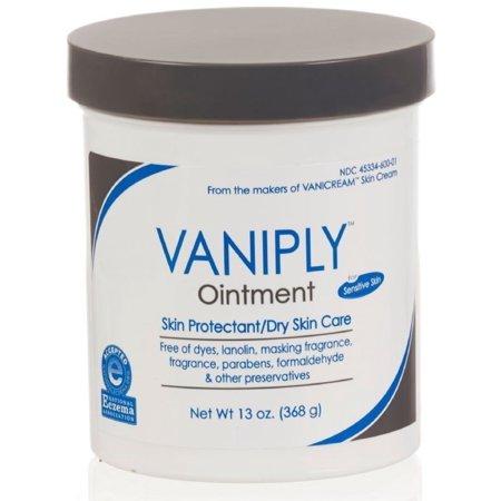 2 Pack - Vanicream Vaniply Ointment 13 oz