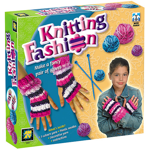Amav Knitting Fashion Kit