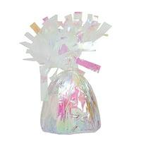 Iridescent Foil Balloon Weights
