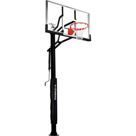 Silverback SB60 Anchor Bolt Basketball System