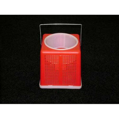 Challenge 6' Square Plastic Cricket Bucket](Square Buckets)