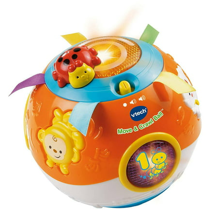 VTech Move and Crawl Electronic Activity Ball