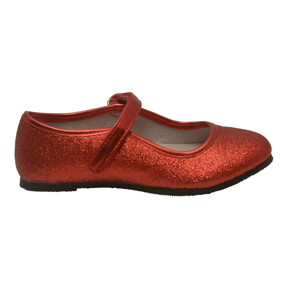 A/&S Girls 6148 European Made Dress Casual Mary Jane Flats