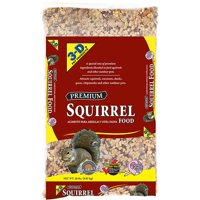 3-D Pet Products Premium Dry Squirrel Food, 20 lbs.
