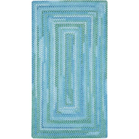 Waterway Concentric Braided Area Rug Concentric Braided Wool Rugs