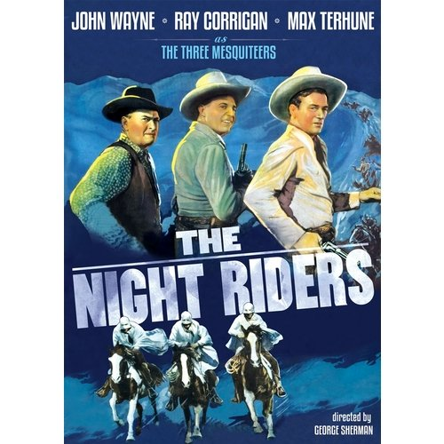 The Night Riders (1939) (Full Frame)