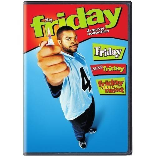 The Friday 3 Movie Collection: Friday (Director's Cut) / Next Friday / Friday After Next