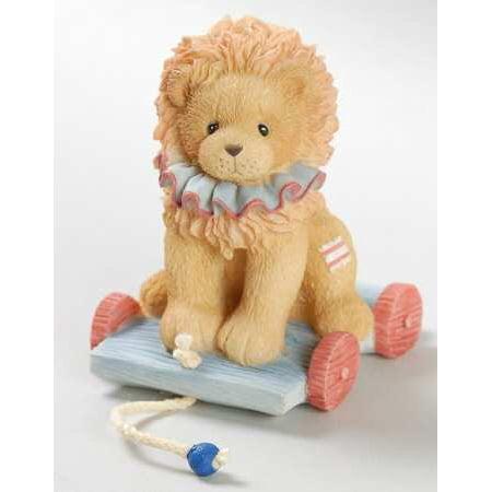 Cherished Teddies Lion/you're My Mane Attraction, By Enesco Enesco Cherished Teddies Bear