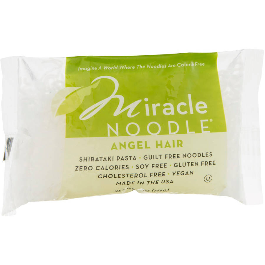 Miracle Noodle Angel Hair Pasta, 7 oz