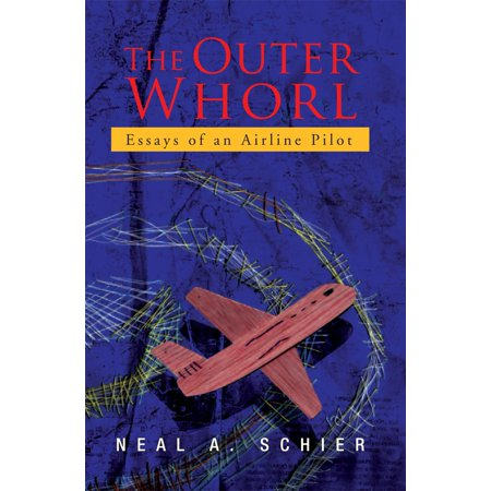 Airline Pilot Cap (The Outer Whorl: Essays of an Airline Pilot -)