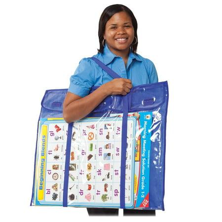 Carson-Dellosa Deluxe Bulletin Board Storage Bag, 12