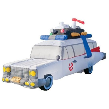 Ghostbusters Ecto-1 Vehicle Inflatable Decoration (Number of Pieces per case: 1) - Ghostbusters Decorations