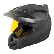 Icon Variant Ghost Carbon Mens Helmet Black