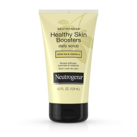 Detoxifying Daily Scrub - Neutrogena Healthy Skin Boosters Daily Scrub, 4.2 Fl. Oz.