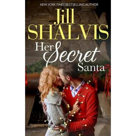 Harlequin Santa (Her Secret Santa - eBook)