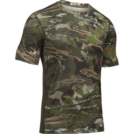 f44ee9a05 Under Armour - Men's Under Armour 1259146 Hunting Scent Control T-Shirt  Ridge Reaper Forest M - Walmart.com