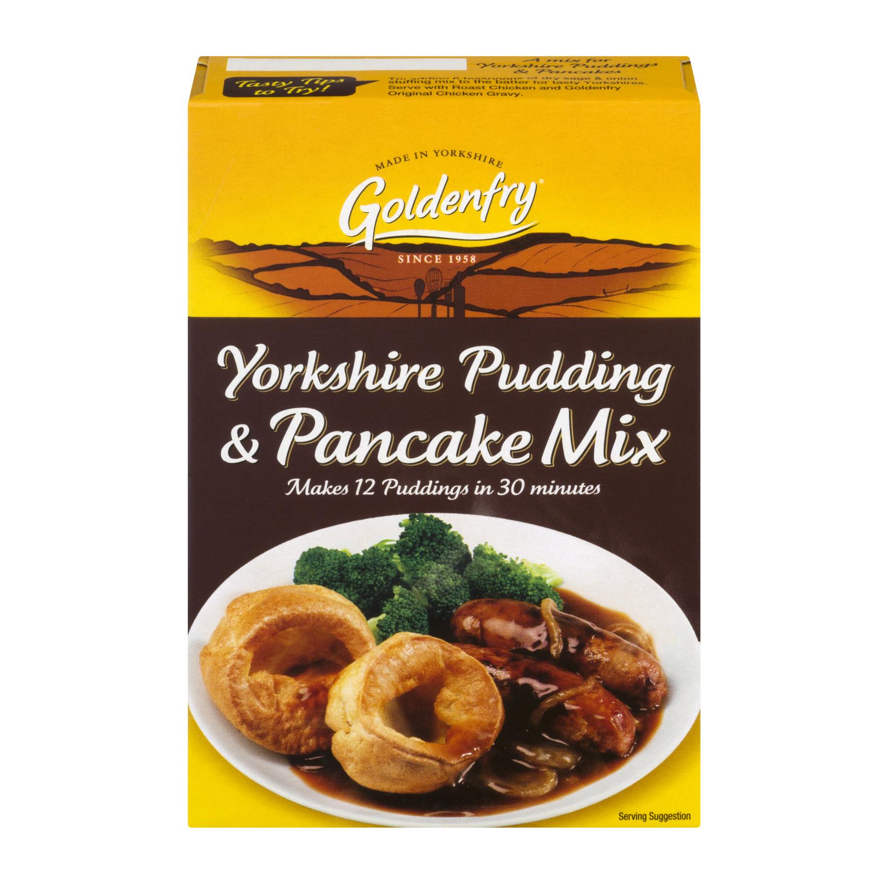 Goldenfry Yorkshire Pudding & Pancake Mix, 5.0 OZ