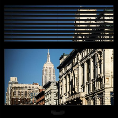 View from the Window - Downtown Buildings - NYC Print Wall Art By Philippe Hugonnard](Dream Downtown Nyc Halloween)