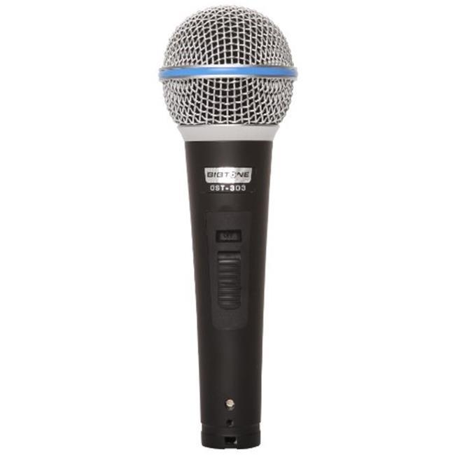 Bibtone OST-303 Cardioid Dynamic Vocal Microphone by Bibtone