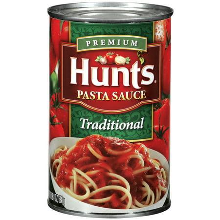 Hunts  Pasta Sauce Traditional 24 Oz