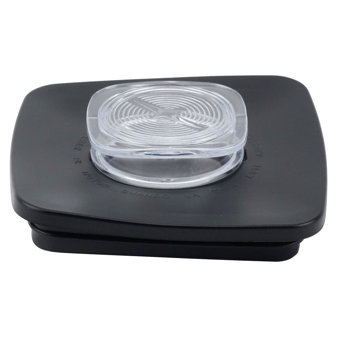 Felji Black Jar Lid and Center Cap for Oster & Osterizer Blenders