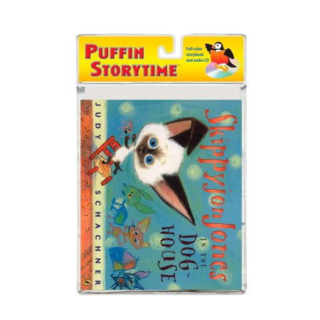 Skippyjon Jones in the Doghouse : Puffin Storytime