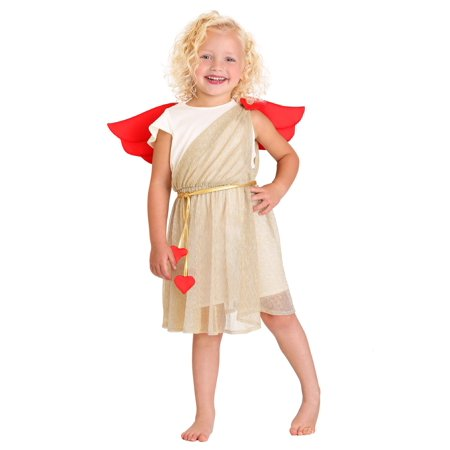 Cute Cupid Costume (Toddler Cupid Costume)