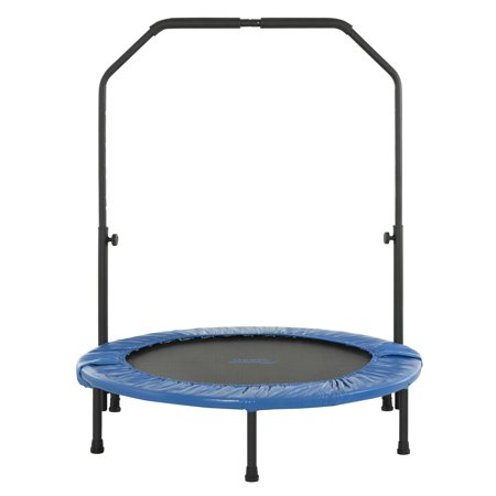 Upper Bounce 40-Inch Mini Foldable Rebounder Fitness Trampoline