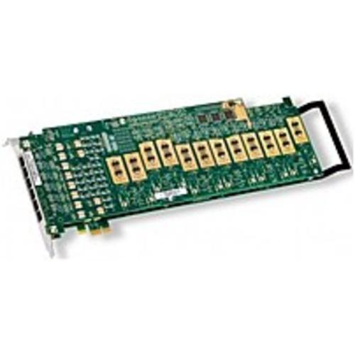 Dialogic 884-594 D120JCTLSEW Voice Interface Card (Refurbished)