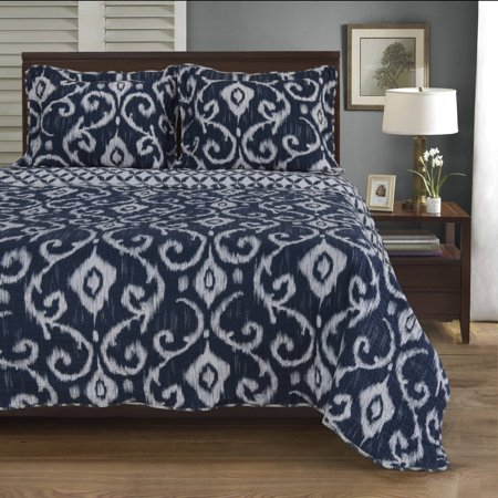 Superior Cambridge Soft Cotton Quilt Set - Walmart.com : soft cotton quilt - Adamdwight.com
