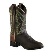 Children's Old West Ultra Flex Round Toe Boot - Child