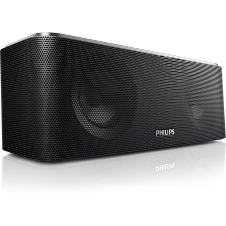 Philips Bluetooth Wireless Portable Speaker with NFC,