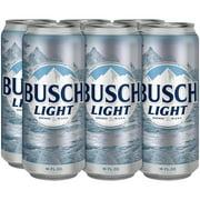 0b59c9fdae Busch Light® Beer, 6 Pack 16 fl. oz. Cans