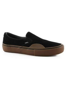 Product Image Vans VN-0A347VUHX  Men s (Rubber) Black Gum Slip On Pro  Sneakers e748c91c3