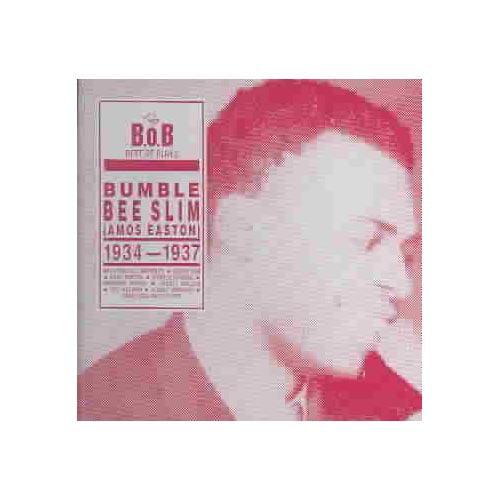 Bumble Bee Slim - 1934-37 [CD]