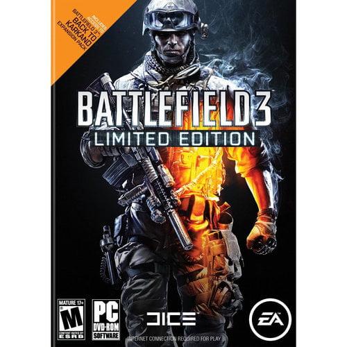 Battlefield 3 Limited Edition (PC/ Mac)