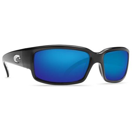 Costa Del Mar Caballito Shiny Black Sunglasses