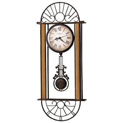 Howard Miller 625-241 Devahn Wall Clock by