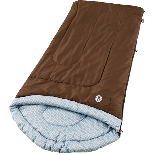 Coleman Willow Creek 40- to 60-Degree Adult Sleeping Bag