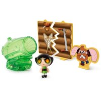 The Powerpuff Girls, Aura Power Pod with 2 Inch Buttercup Figure, by Spin Master