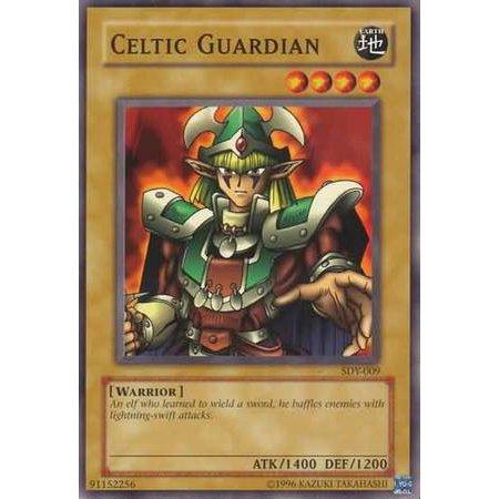 YuGiOh Starter Deck: Yugi Celtic Guardian SDY-009 - Yu Gi Oh Halloween Costumes