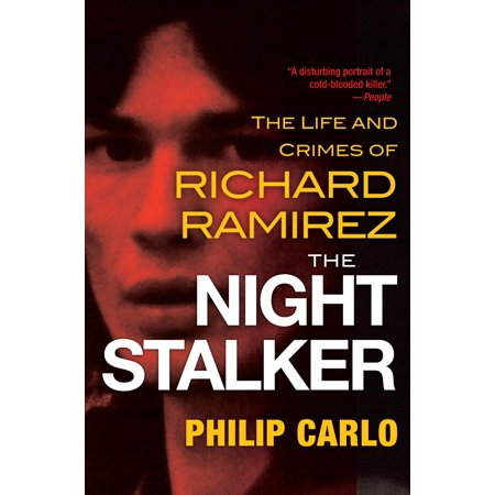 The Night Stalker : The Life and Crimes of Richard (Ramirez Merchandise)