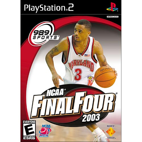 Image of NCAA Final Four 2003 - Playstation 2(Refurbished)
