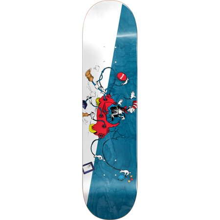 Almost Skateboards Rodney Mullen Cat Car Skateboard Deck Resin-7 - 8